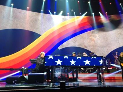 Elton John in Vegas