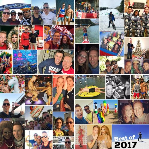 best of 2017 collage